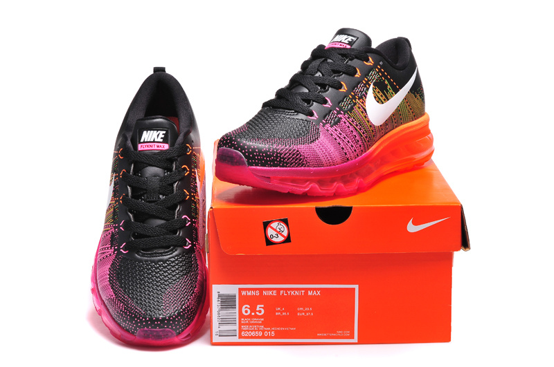 info for 27c9b f5511 Chaussures nike air max flyknit 2015 femme pas cher